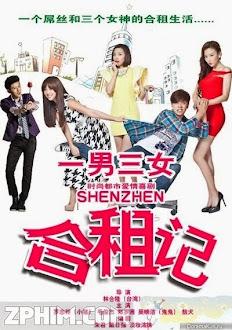 Nhật Ký Trọ Chung Thâm Quyến - ShenZhen (2014) Poster