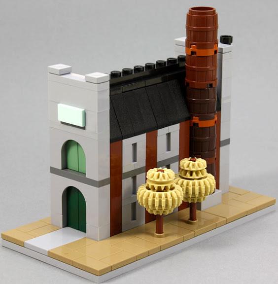 LEGO Micro Building: Plant