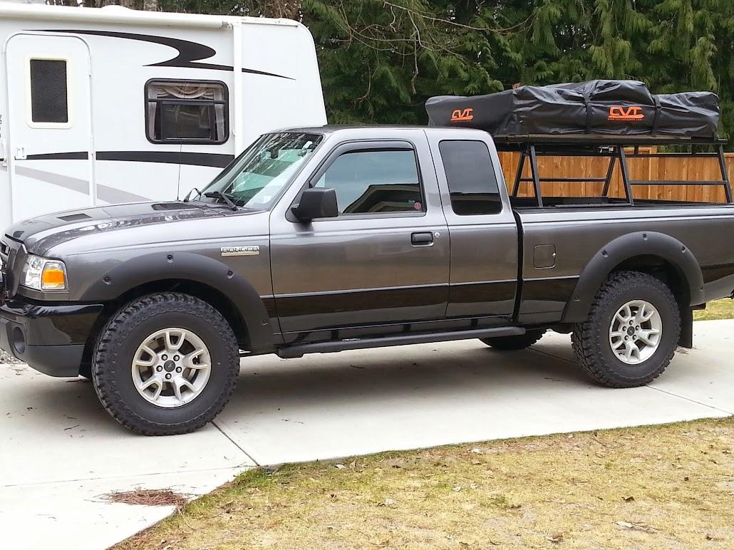 Sam S 04 Ranger Expedition Overland Build Ford Ranger Forum