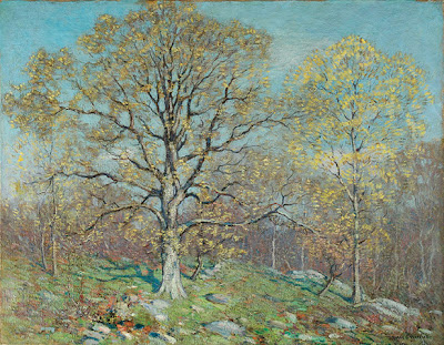 Clark Voorhees - Landscape, Early Spring