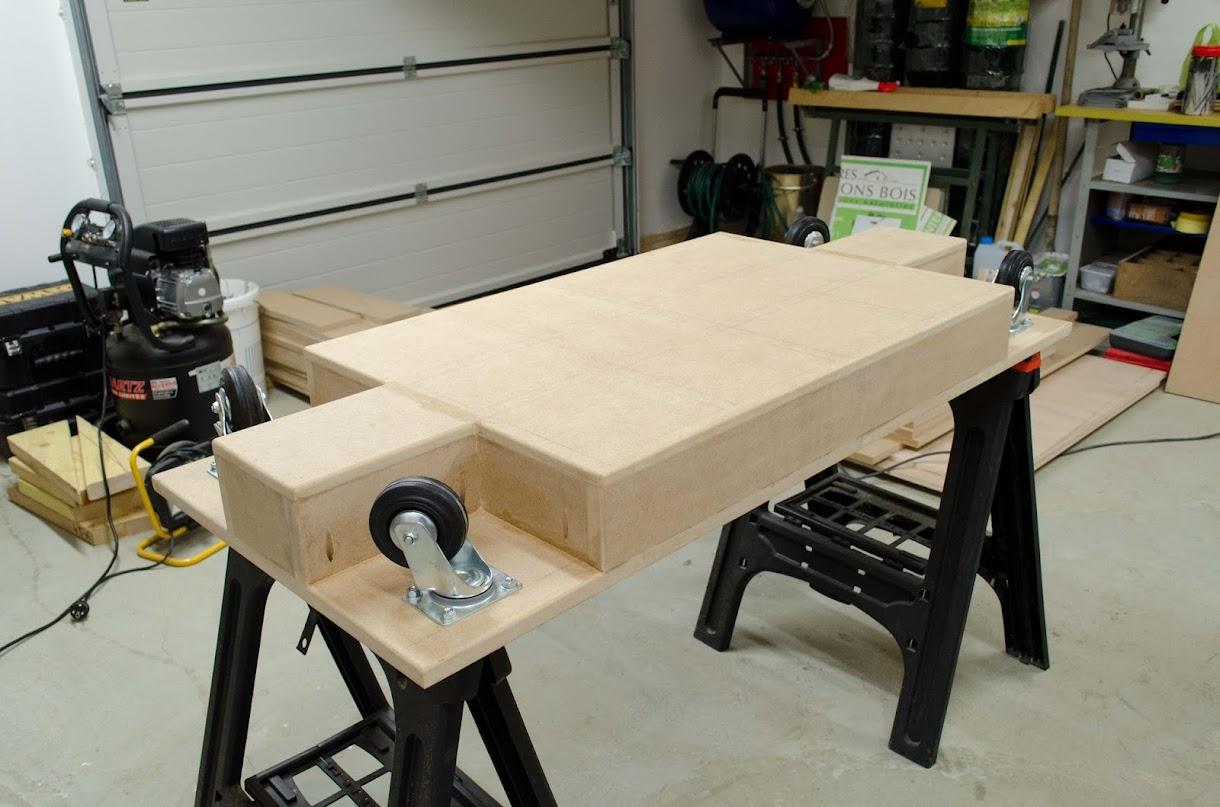 Table d'assemblage + porte systainer DIY [Terminé] - Page 2 _DSC2134