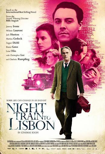 Νυχτερινό τρένο για τη Λισαβόνα Night Train to Lisbon Poster