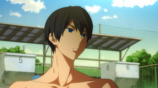 Free! Iwatobi Swim Club Episode 4 Screencap 15