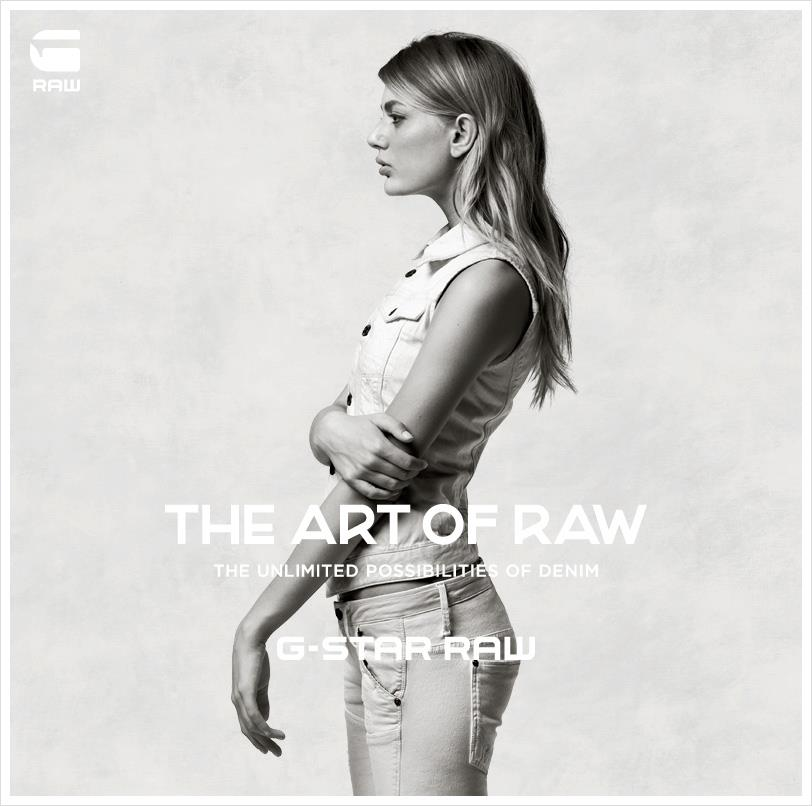 *G-STAR 2013 春夏新廣告「The Art of Raw」:1分鐘完整呈現單寧製作過程! 4