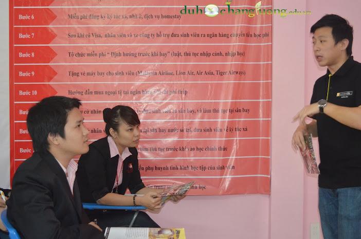 Du học Malaysia chương trình Quản trị kinh doanh của trường Đại học Curtin