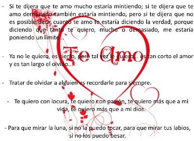 Frases Cortas enamorar gratis