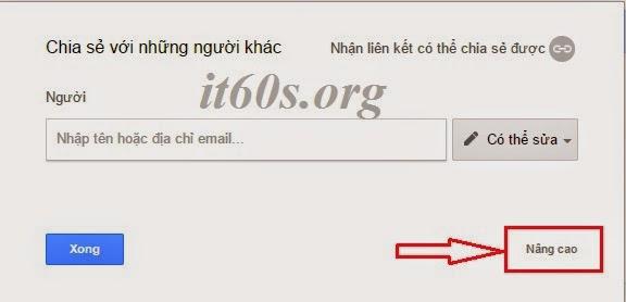 Cách nhúng tài liệu vào trang Web thông qua Google Drive 4