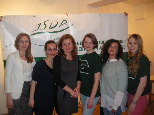 JSDR-Bayern. Neuer Vorstand der  JSDR-Landesgruppe Bayern gewählt.