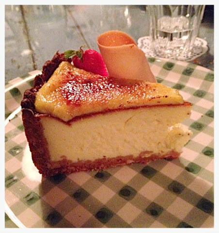 Dolce - Roma - Cheesecake
