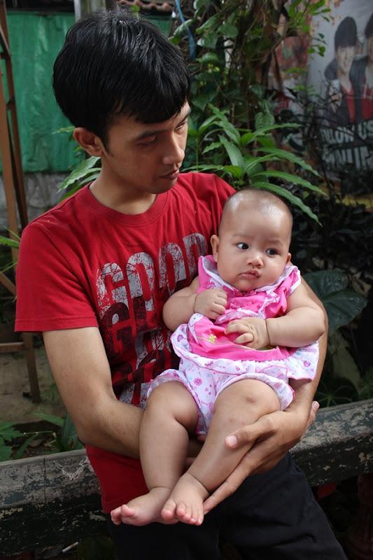 Dedek Diana Sama Bapak