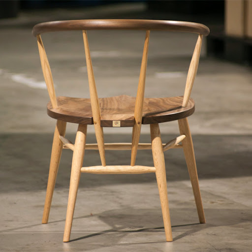 cafe chair:背面