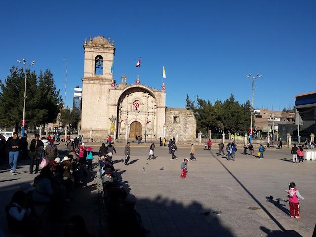 Municipalidad Provincial San Roman Juliaca