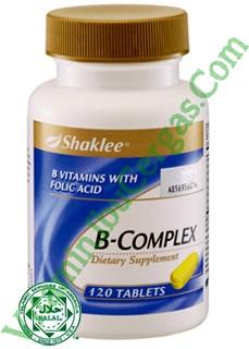 {focus_keyword} B-Complex,  Asid Folik Semulajadi b 2520complex 25202