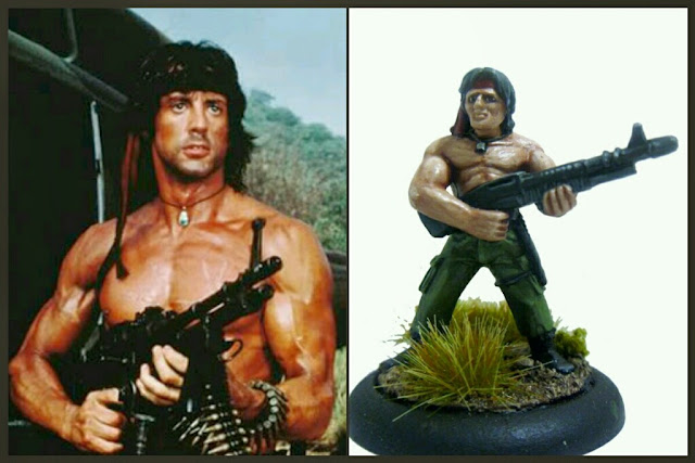 Rambo RogueMiniatures