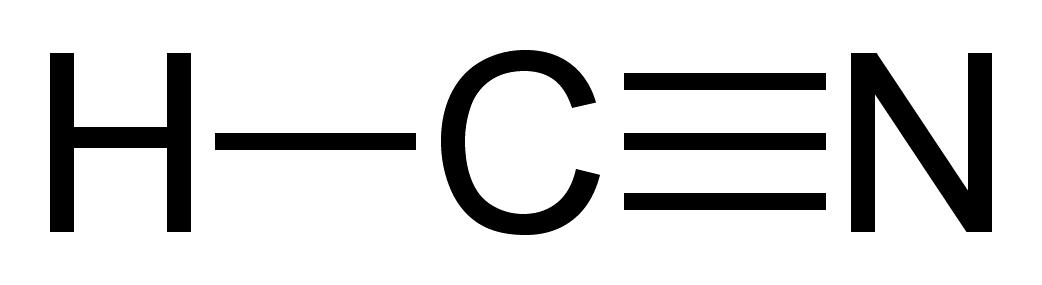 Le cyanure d'hydrogène – Mêmesprit