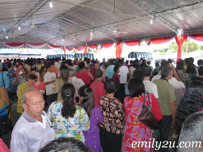 Perak Raya Open House