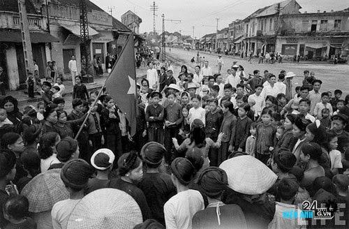 Ngày Giải Phóng Thủ Đô 10/10/1954 - DIENANH24G