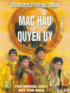 Phim Mạc Hậu Quyền Uy - Man In Charge
