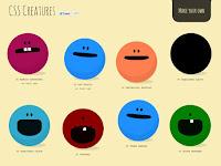 CSS Creatures