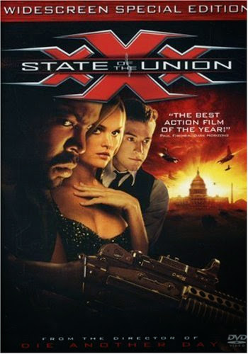Poster Of xXx: State of the Union (2005) Full Movie Hindi Dubbed Free Download Watch Online At Alldownloads4u.Com