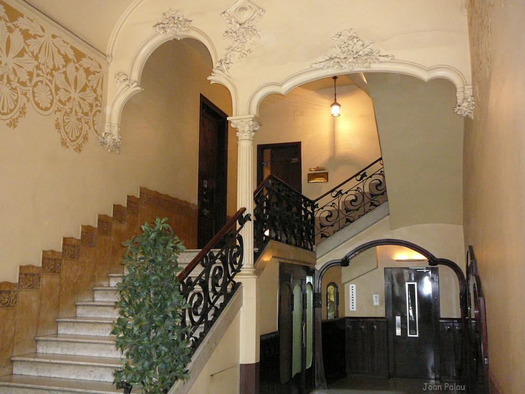 Casa fargas barcelona modernista i singular - Casas modernistas barcelona ...