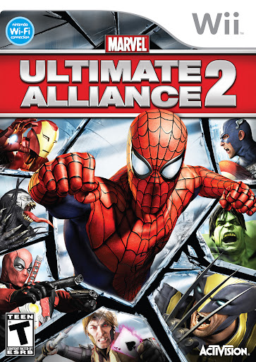 Marvel Ultimate Alliance 2 [WBFS] (RMSE52) {NTSC} [wiiGM]