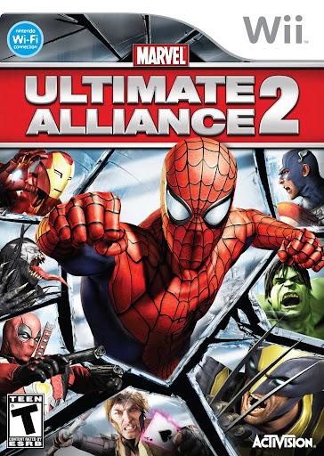 Marvel Ultimate Alliance 2 [WBFS] (RMSE52) {NTSC} [wiiGM]