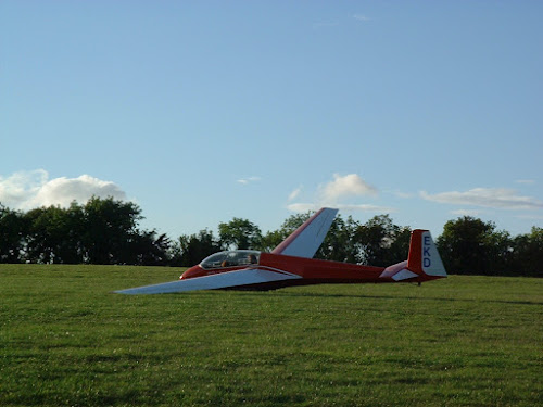Camping  at Bristol And Gloucestershire Gliding Club