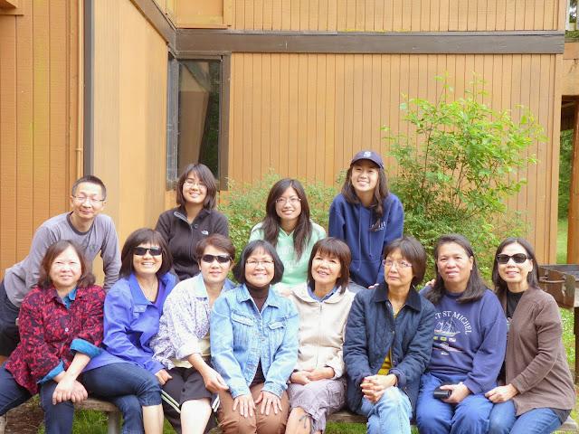 Khang & the ladies