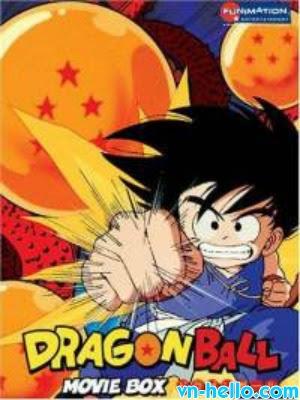 Bảy Viên Ngọc Rồng Hoạt Hình - Dragon Ball