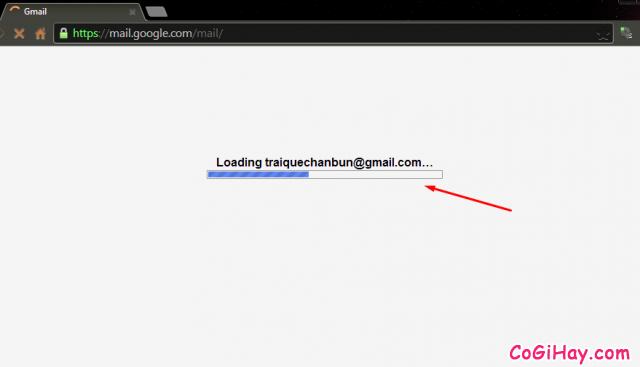 cách đăng nhập gmail thành công