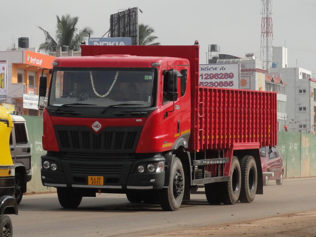 Mahindra Navistar Trucks Yeshwanth Live