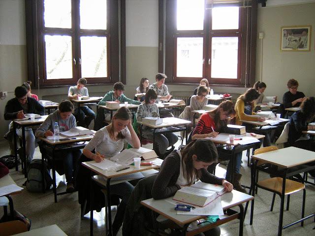 Liceo classico d alighieri istituto magistrale for Istituti paritari milano