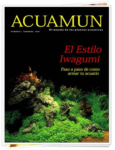 Revista Digital Acuamun nº 2 - Aquários Plantados