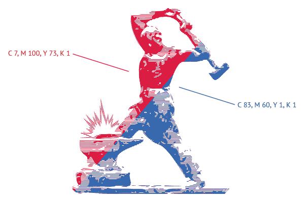 Фирменные цвета логотипа
