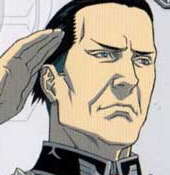 Herbert von Kuspen Mobile Suit Gundam MS IGLOO: Apocalypse 0079 UC 0079