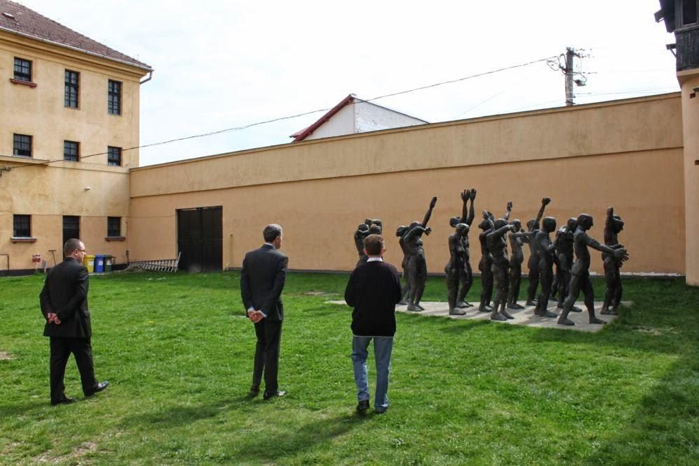 Principele Radu a vizitat Memorialul de la Sighet
