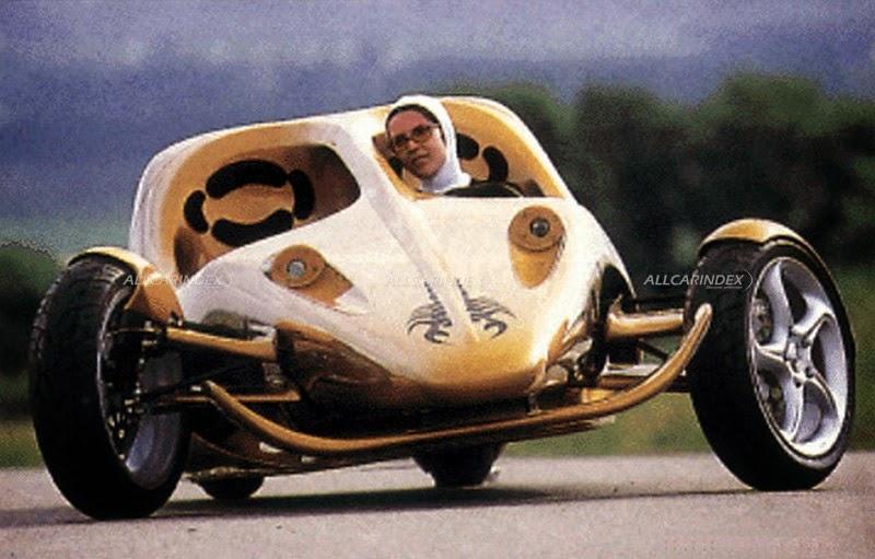 Sbarro - (Espera) Bi-Moto Scorpius