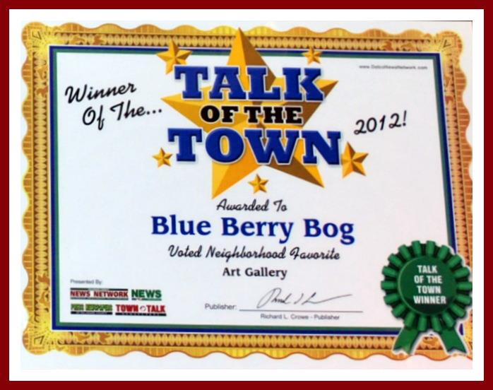 Talk of the Town 2012 :: Best Art Gallery
