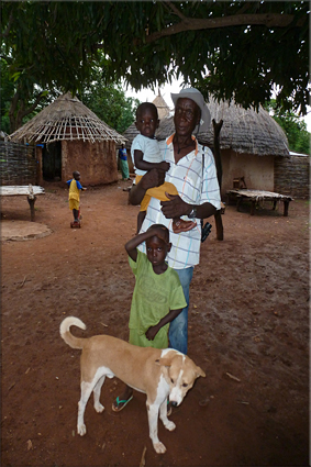 Guía del Campement Badian e hijos