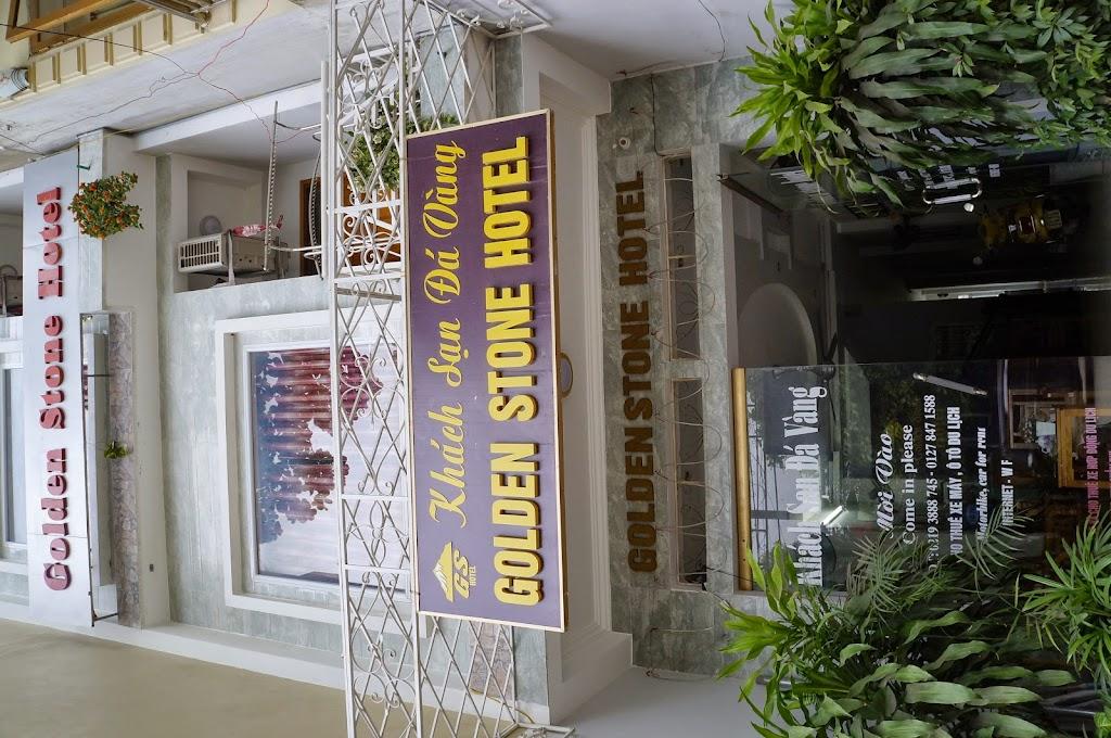 Khách sạn Đá Vàng - Golden Stone Hotel