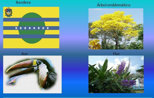 Cuales Son Los Simbolos Naturales Del Estado Bolivar | estado bolivar estado bolivar