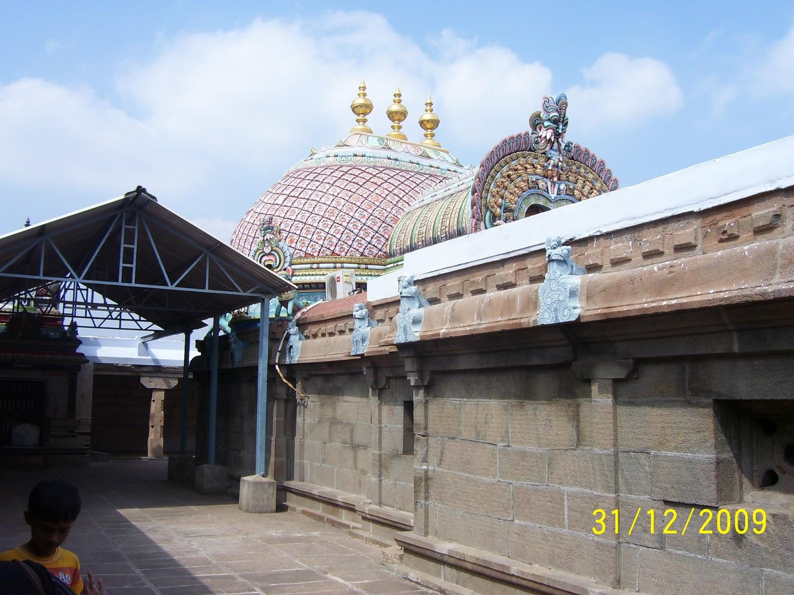 Sri Nindra Narayana Perumal Temple (Thiruthangal) Madurai - Divya Desam 75