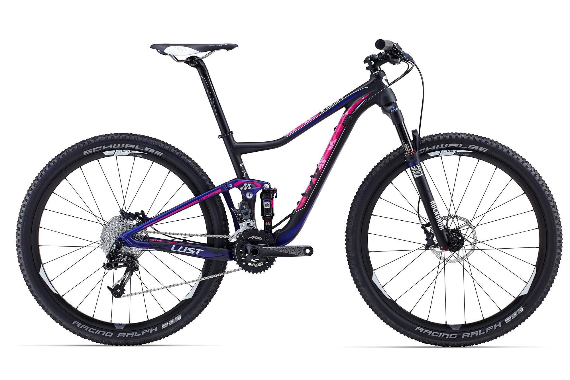 Xe dap the thao dia hinh GIANT Lust 1, xe dap the thao, xe dap trinx, xe đạp thể thao chính hãng, xe dap asama, Lust 1 Black
