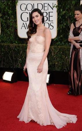 Megan fox - Golden Globe 2013