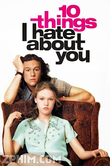 10 Điều Em Ghét Anh - 10 Things I Hate About You (1999) Poster