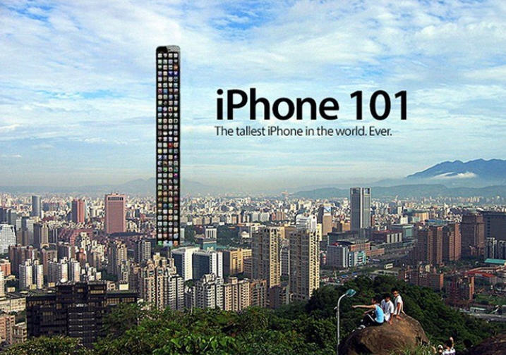 tallest iphone