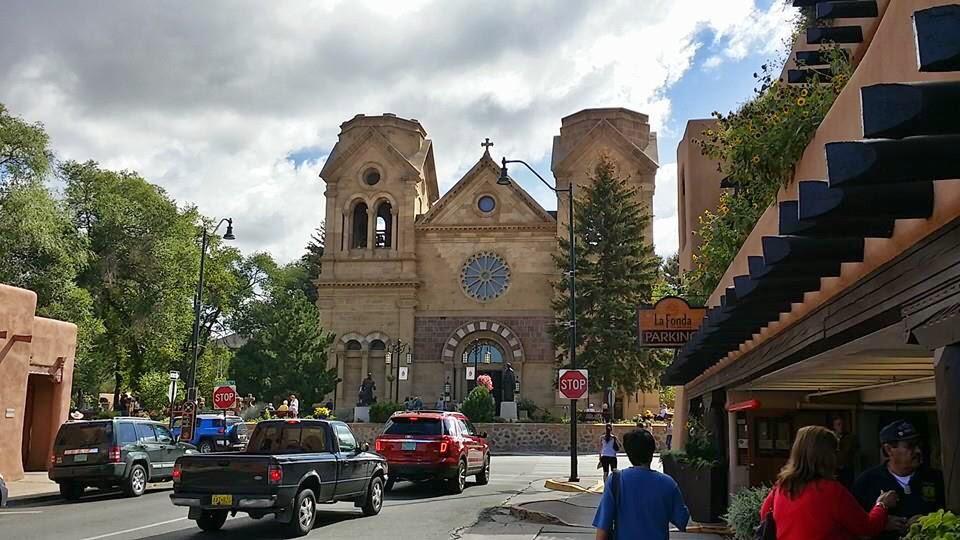 Old Town Santa Fe >> Chucks Rambling Day 5 Santa Fe Nm A Old Town Area