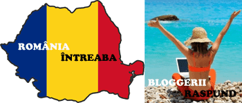 Romania intreaba bloggerii raspund