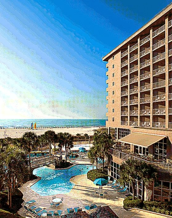 Escape to Paradise on the Gulf Coast at Perdido Beach Resort